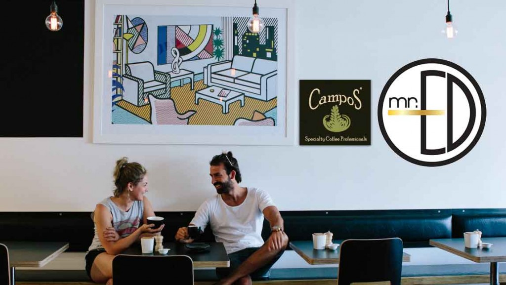 Mr Ed and Campos Coffee